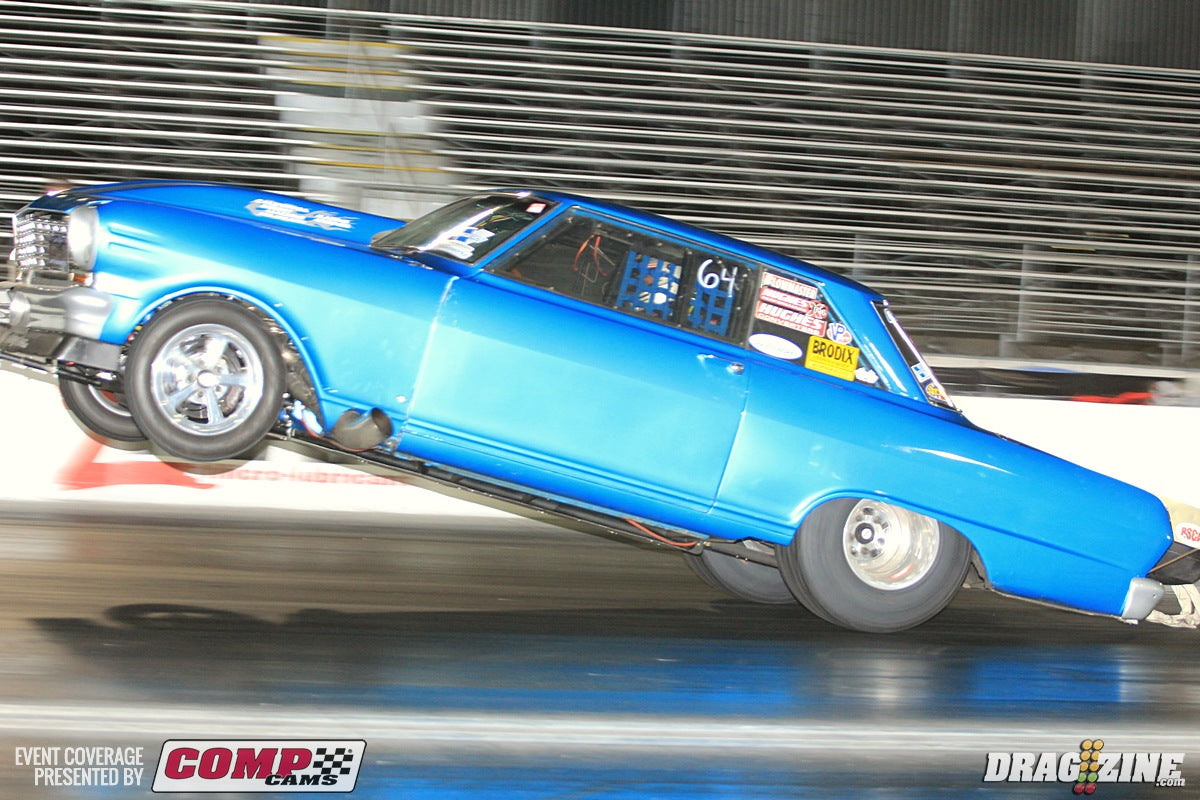 XTreme Drag Radial Extreme Wheelstanding by Chris Alston Jr.