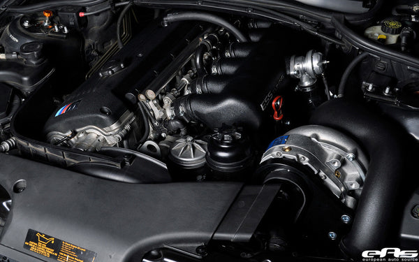 ESS Tuning 2001-2006 BMW E46 M3 VT1 Supercharger System