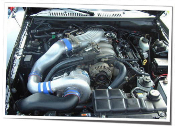 2001 Ford 4.6 2V Mustang Bullitt Supercharger Systems