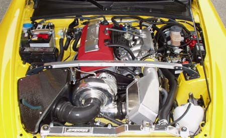 CT Engineering 2000-2001 Honda S2000 Supercharger Systems