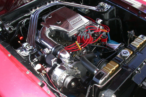Paxton 1969 Ford 351W Mustang Supercharger Systems