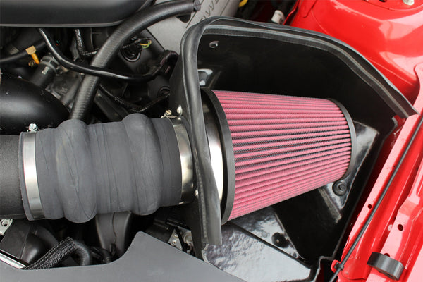 Competition Air Inlet Assembly, 2011-2014 5.0L Mustang GT