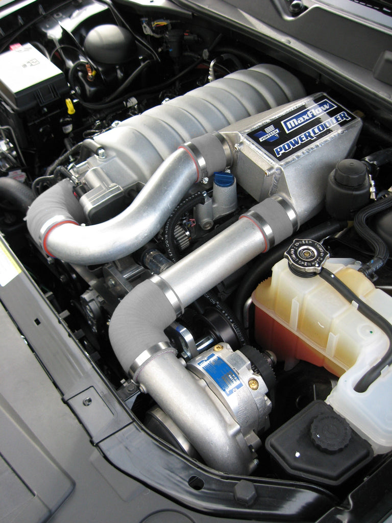 2006 2010 Dodge 61l Srt8 Hemi S C Systems Vortech Superchargers 08 Charger Engine Diagram Chrysler Supercharger