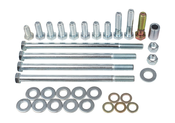 Mounting Hardware Kit for 1986-1993 Ford 5.0L Mustang