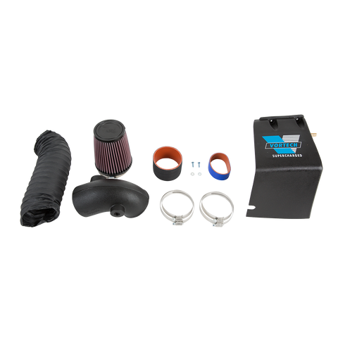Air Inlet Assembly, Entry Level, 1986-1993 Ford 5.0 Mustang