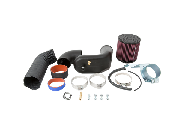 Air Inlet Assembly, H.O. Systems, 1994-95 Ford 5.0 Mustang