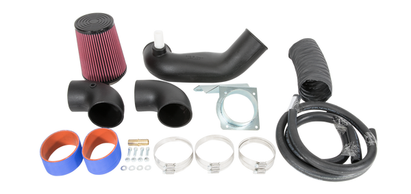 Air Inlet Assembly, Standard Output Systems, 1996-2004 Ford 4.6 Mustang