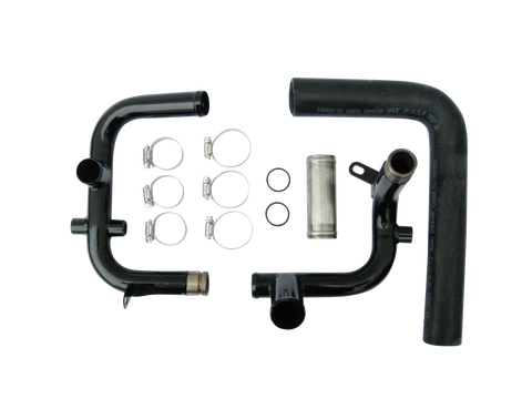 Coolant Pipe Assembly, 1996-1998 Ford 4.6L 4V
