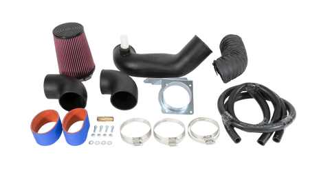 Air Inlet Assembly, High Output Charge Cooled Systems, 1996-2004 Ford 4.6 2V Mustang