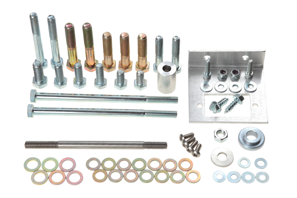 Mounting Hardware Kit for 2001 Ford 4.6L 4V Mustang Cobra