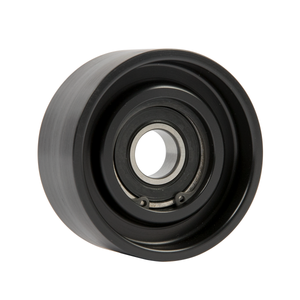 "8-Rib, 3.0"" Smooth Idler Pulley"
