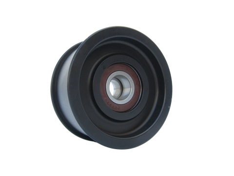 10-Rib, 75mm Smooth Idler Pulley