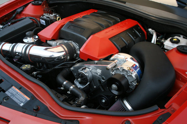 2010-2011 Chevrolet 6.2L Camaro SS Supercharger Systems