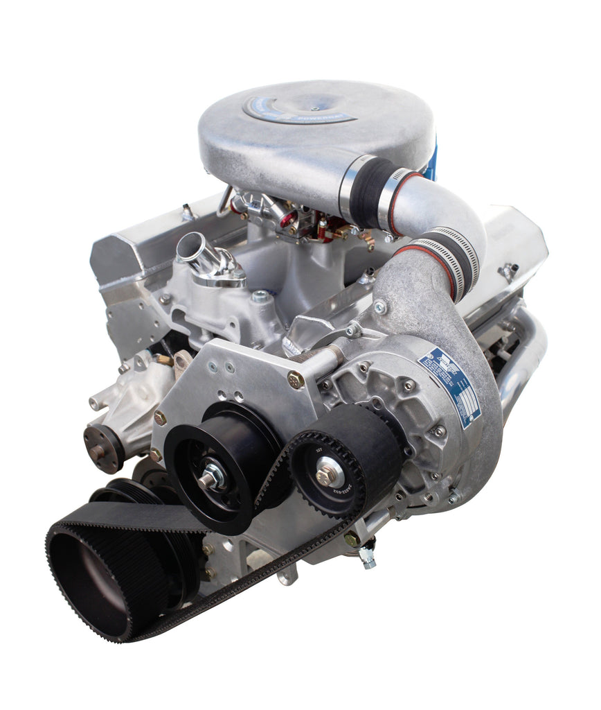 Vortech Supercharger Speed Calculator: Universal Chevrolet Small Block Carb Tuner Kit