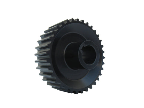 20mm Cog Style Supercharger Pulleys