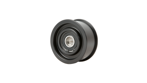 "10-Rib, 3.0"" Smooth Idler Pulley"
