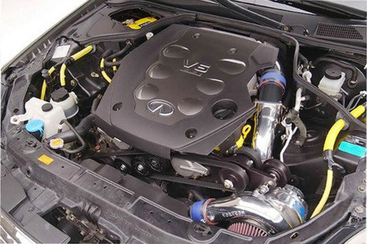 2005-2006 Infiniti G35 Rev-Up Supercharger Systems