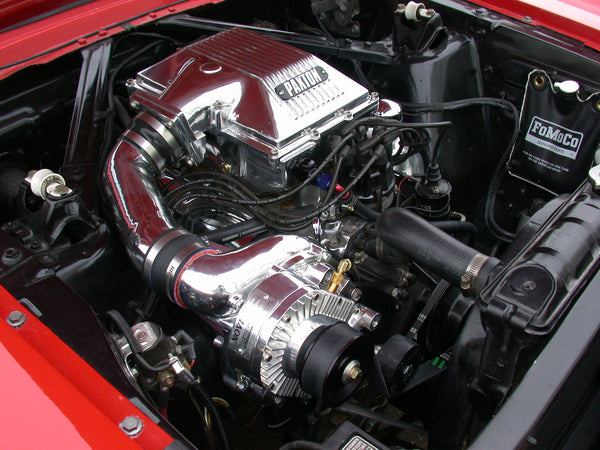 Paxton 1964-1968 Mustang Small Block Ford Supercharger Systems