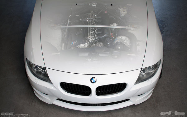 ESS Tuning 2006-2008 BMW E85 Z4M VT2 Supercharger Systems