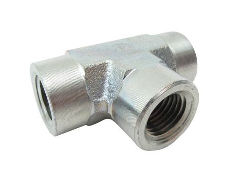 "1/4"" Pipe Thread AN917 Tee"
