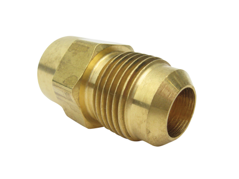 "Fitting, 3/8"" NPT x 1/2"" SAE Male Flare"