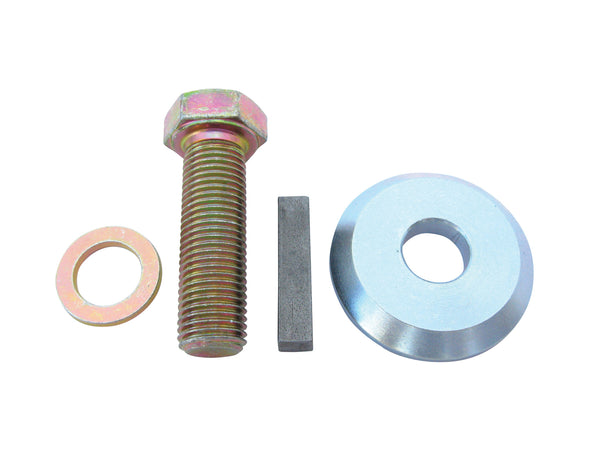 Pulley Retainer Assembly, 6-Rib