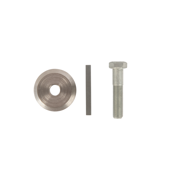 Pulley Retainer Assembly, V-20/V-30 Cog Drive