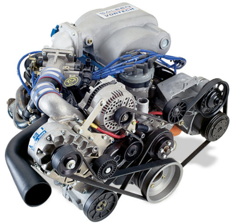 1994-1995 Ford Mustang 351W Supercharger Systems