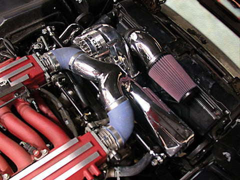 Paxton 2000-2002 Dodge Viper GTS Coupe Supercharger Systems