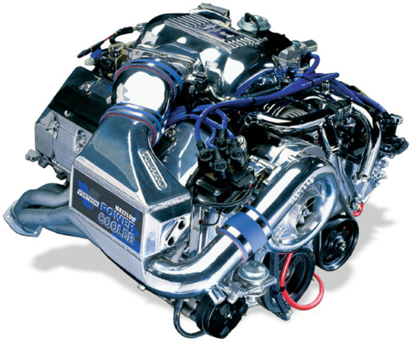 1996-1998 Ford 4.6 4V Mustang Cobra High Output Charge Cooled Supercharger Systems