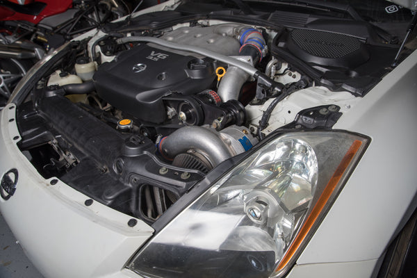 2005-2006 Nissan 350Z Rev-Up Supercharger Systems