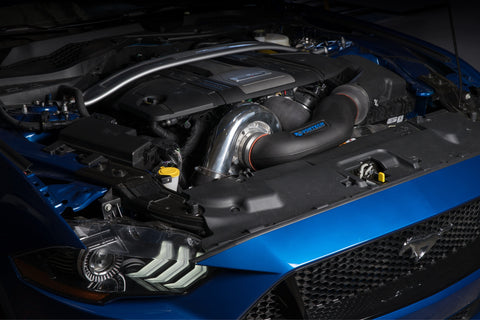 2018 Ford 5.0L Mustang GT Supercharger Systems