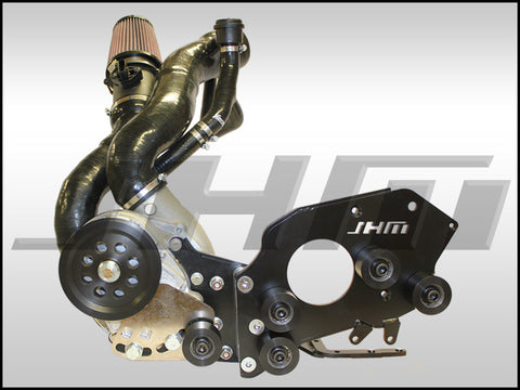 JH Motorsports 2004-2005 Audi C5-Allroad Stage 1 Supercharger Systems