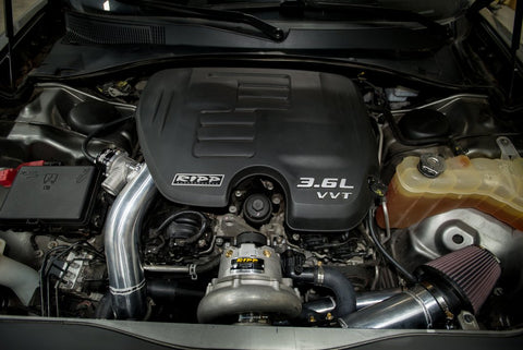 RIPP Superchargers 2015-2017 Dodge 3.6L V6 Charger Supercharger Systems