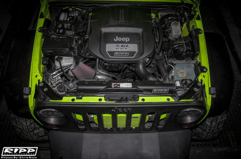 RIPP Superchargers 2012-2014 Jeep 3.6L V6 Wrangler Supercharger Systems