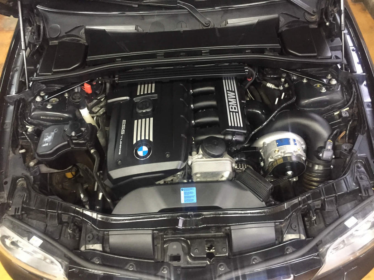 Ess Tuning 2005 10 Bmw E60 E61 525 S C Systems Vortech Superchargers