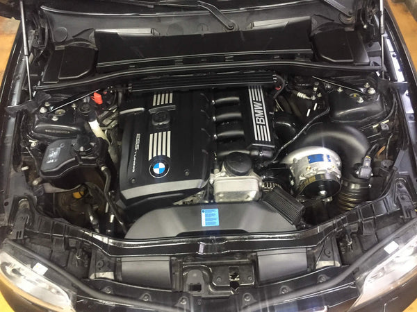 ESS Tuning 2008-2011 BMW E82/E88 125i/128i Supercharger Systems