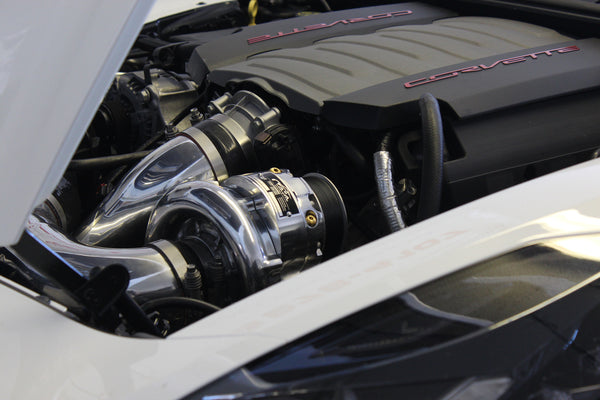 A&A Corvette 2014-2017 Chevrolet C7 Corvette Supercharger Systems