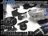 JH Motorsports 2006-2008 Audi B7 RS4 Supercharger Systems