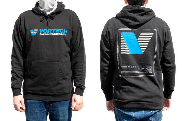 "Vortech ""30 Years"" Design Pullover Hooded Sweatshirt..."