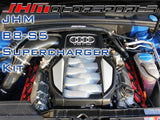 JH Motorsports 2008-2012 Audi B8 S5 Stage 1 Supercharger Systems