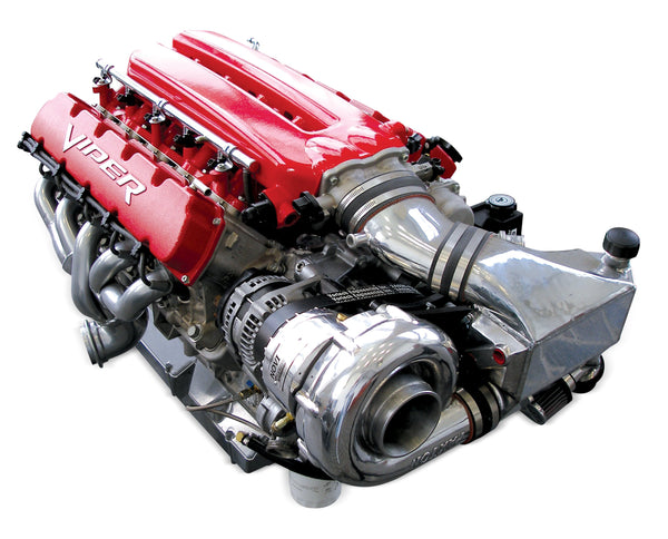 Paxton 2003-2006 Dodge Viper SRT-10 Supercharger Systems