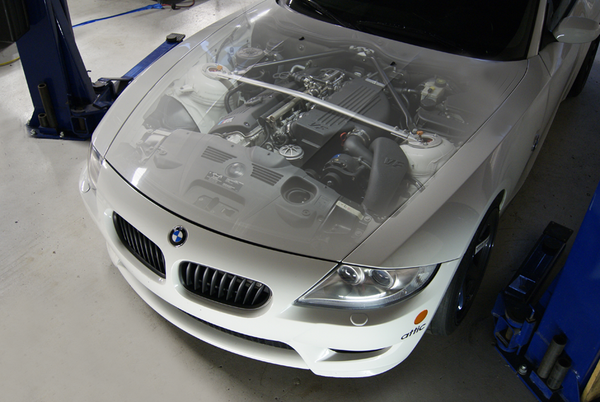 Vf Engineering 2006 2008 Bmw E85 Z4m Systems Vortech