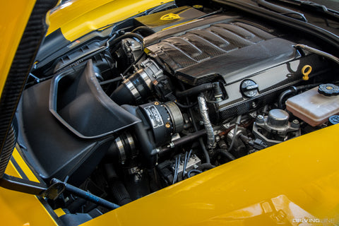 East Coast Supercharging 2014-2017 Chevrolet C7 Corvette Supercharger Systems
