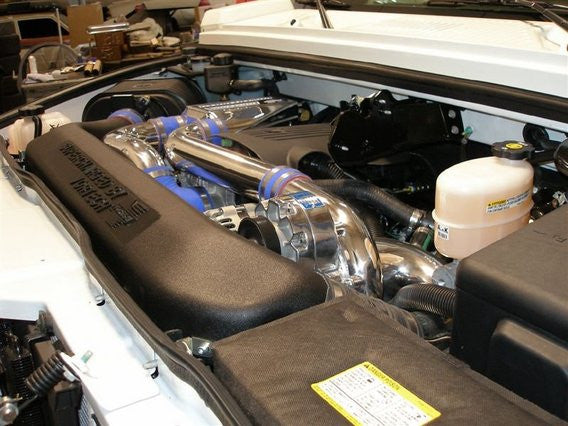 2008 GM 6.2L Hummer H2 Supercharger Systems
