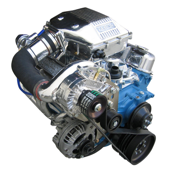 Vortech Supercharger Unit: Paxton Small Block Mopar Carbureted Supercharger Systems
