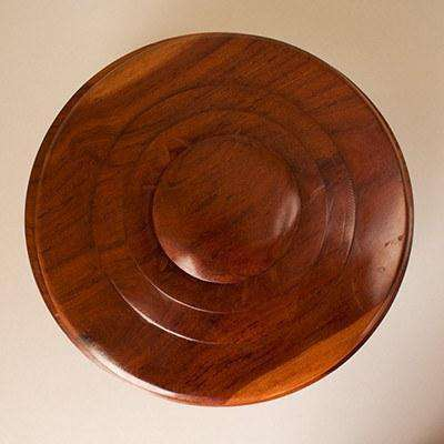 Wooden Bowl Display A - Africa Handmade