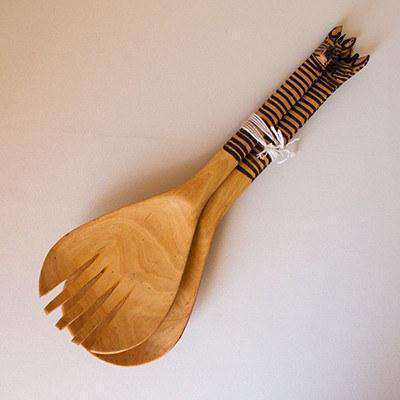Wooden Culinary Utensils - Africa Handmade