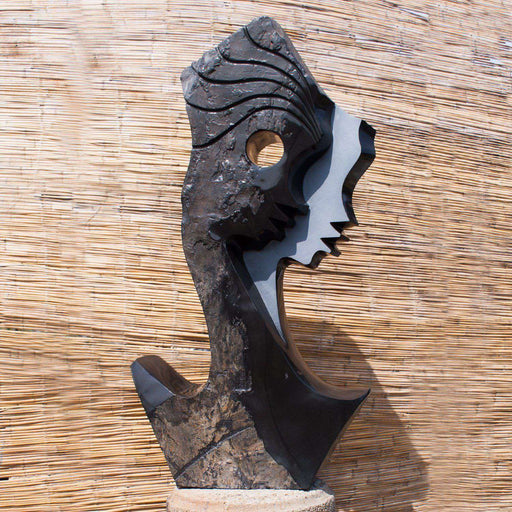 Reality of A Reflection African Wonder Stone - Africa Handmade