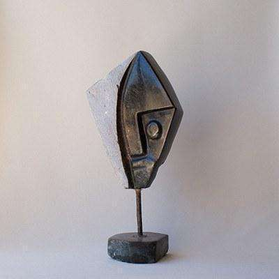 The Head (African Wonder Stone) - Africa Handmade